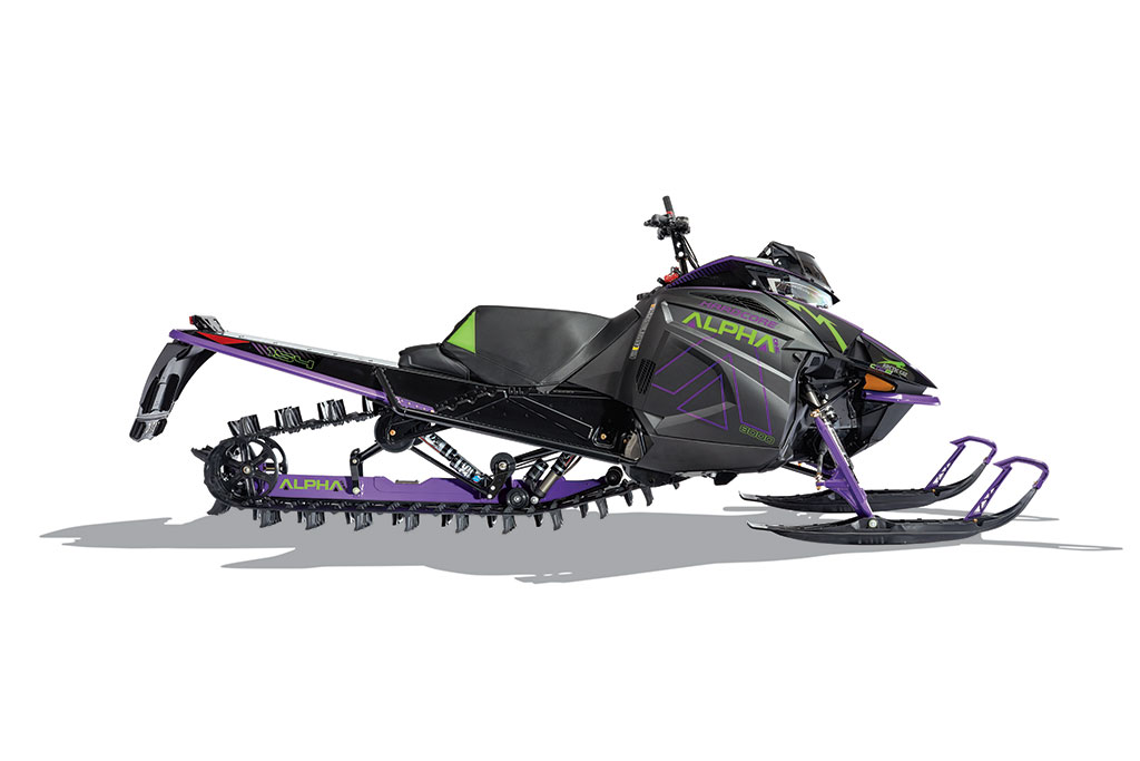 Снегоход горный ARCTIC CAT M 8000 154` HardCore Alpha One