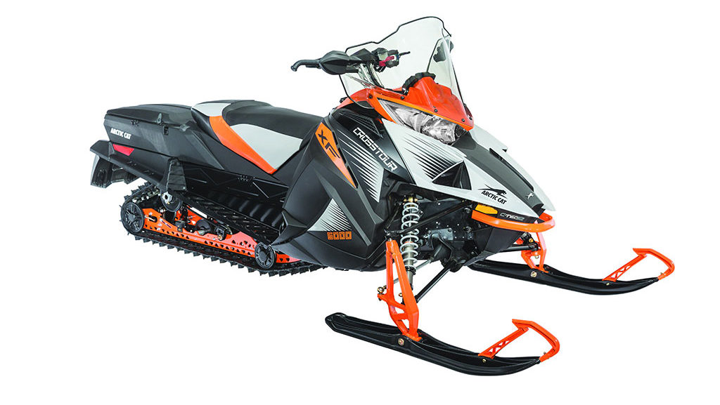 Кроссовер ARCTIC CAT XF 6000 Cross Country LTD ES