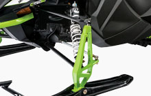 Кроссовер ARCTIC CAT XF 8000 Cross Country LTD ES