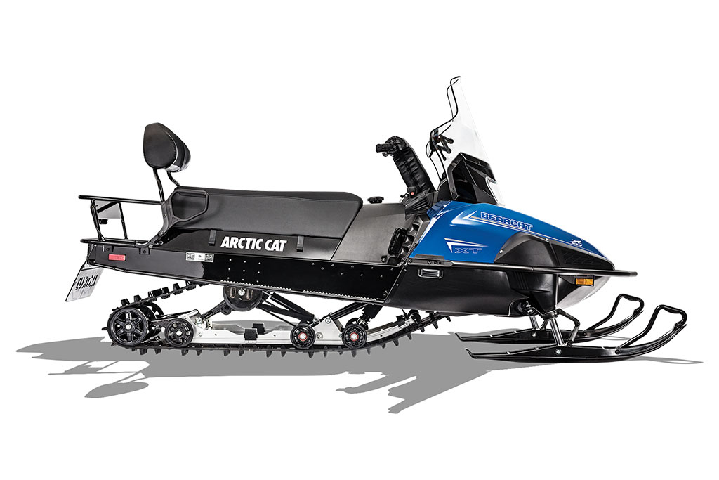 Снегоход Arctic Cat Bearcat XT (2018)